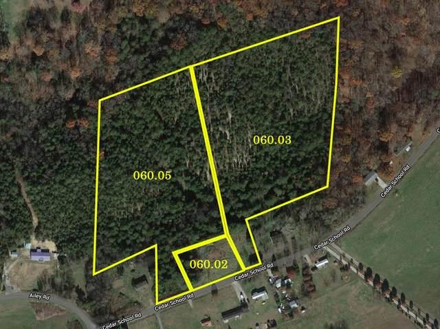 1426 Cedar School Rd, Dandridge, TN 37725 (#240370) :: Colonial Real Estate