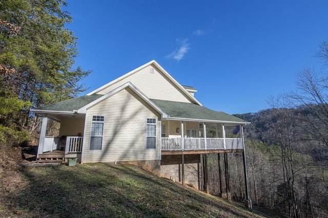 2270 Spence Mountain Loop, Sevierville, TN 37876 (#240376) :: Century 21 Legacy