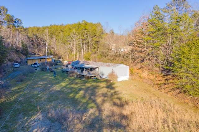 2.15 Acres, Bluff Mountain Rd, Sevierville, TN 37876 (#240429) :: Jason White Team | Century 21 Legacy