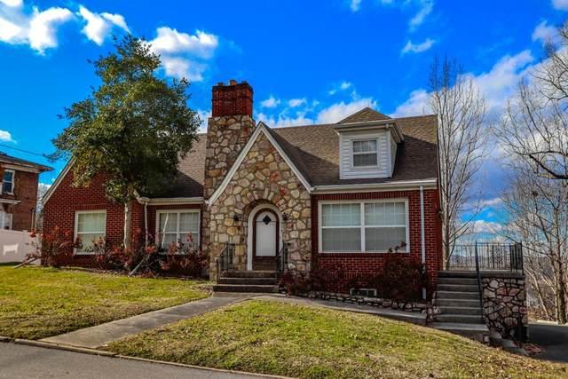 414 College St, Newport, TN 37821 (#240507) :: Century 21 Legacy