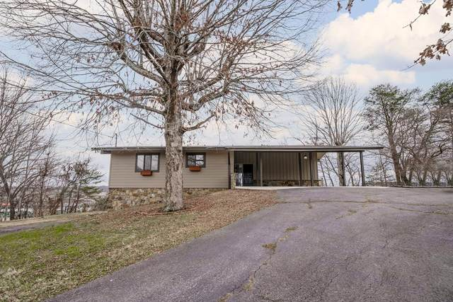 448 Sharon Drive, Pigeon Forge, TN 37863 (#240647) :: Colonial Real Estate