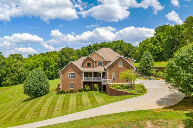 1865 Sierra Lane, Sevierville, TN 37962 (#240666) :: Jason White Team | Century 21 Legacy