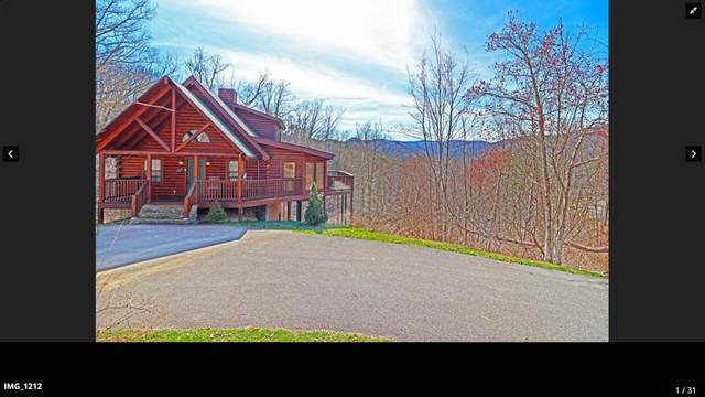 1013 Street Of Dreams, Gatlinburg, TN 37738 (#240675) :: Century 21 Legacy