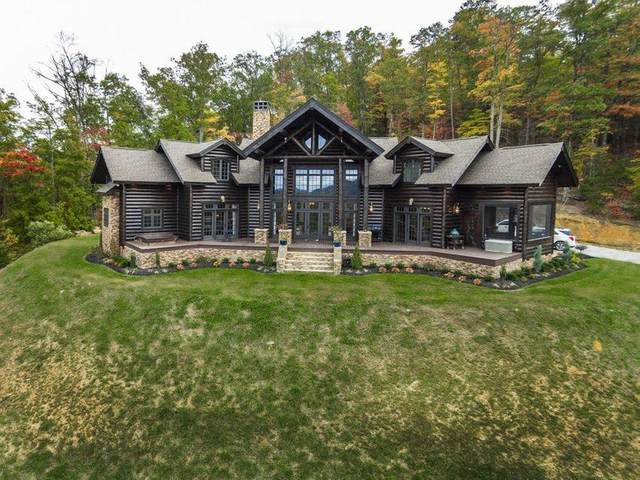 695 Caney Creek, Pigeon Forge, TN 37863 (#240691) :: Colonial Real Estate