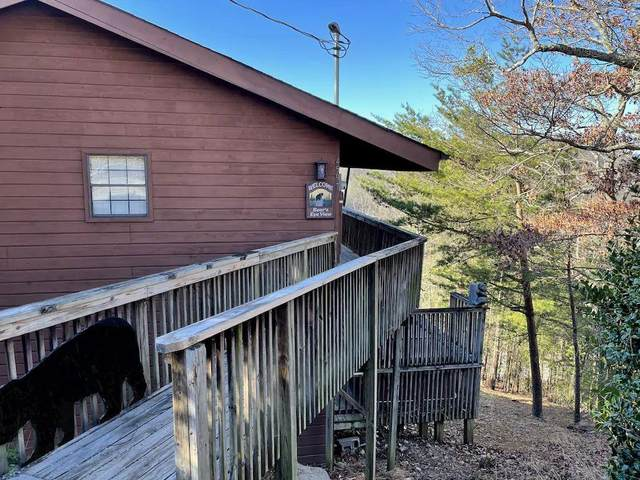 4597 Wilderness Plateau, Pigeon Forge, TN 37863 (#240712) :: Billy Houston Group