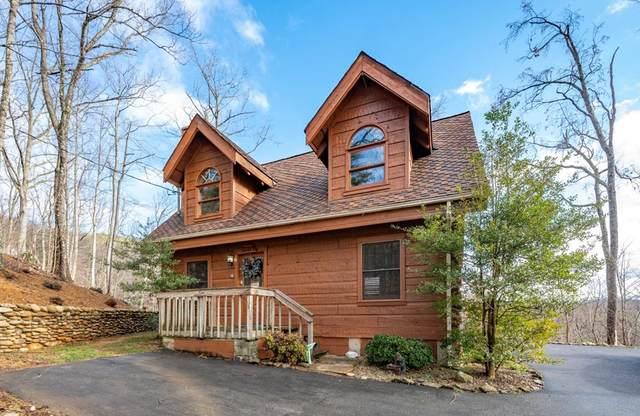 717 Upper Windsor Way, Gatlinburg, TN 37738 (#240740) :: Colonial Real Estate