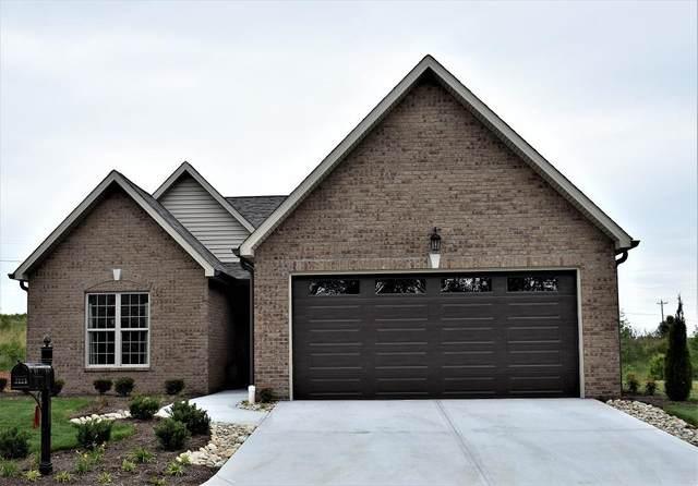 00 lot 55 Boulder Crest Ln Lot 55, Sevierville, TN 37876 (#240755) :: Jason White Team | Century 21 Legacy