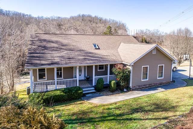 336 Warbler Pt, Sevierville, TN 37876 (#240816) :: Colonial Real Estate