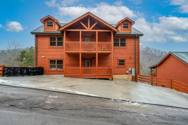 3258 Smoky Ridge Way, Sevierville, TN 87862 (#240854) :: Jason White Team | Century 21 Legacy