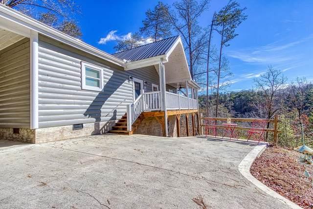 1514 Bluff Ridge Rd, Sevierville, TN 37876 (#240874) :: Billy Houston Group