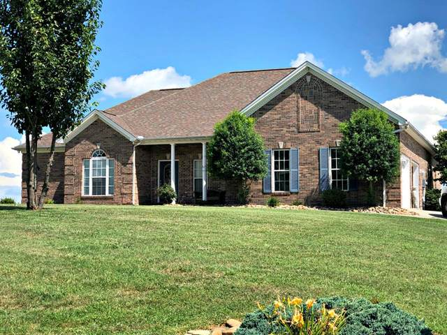 534 Providence Dr, Jefferson City, TN 37760 (#240897) :: Tennessee Elite Realty