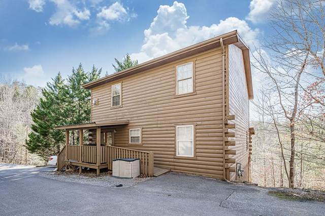 3515 Peggy Lane, Pigeon Forge, TN 37863 (#240906) :: Billy Houston Group