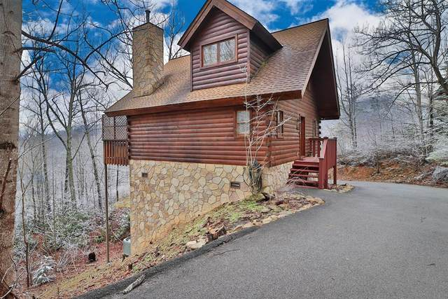 549 Thissa Way, Gatlinburg, TN 37738 (#240915) :: Century 21 Legacy