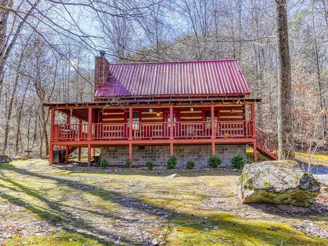 1620 & 1624 Jobey Green Hollow Rd, Sevierville, TN 37876 (#240917) :: Jason White Team | Century 21 Legacy