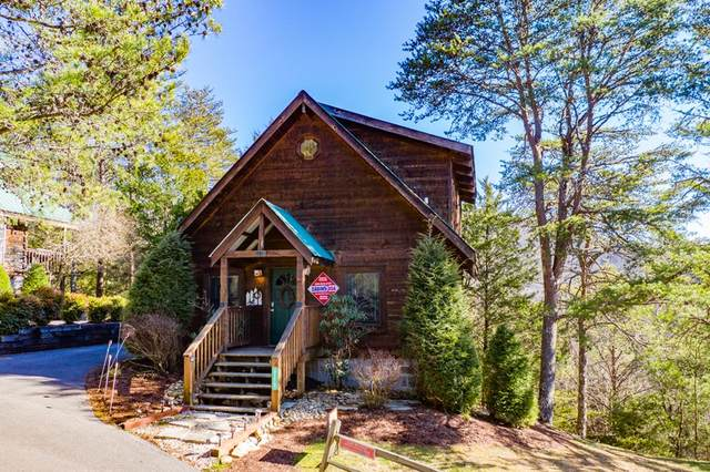 3172 Chapel Way, Pigeon Forge, TN 37863 (#240929) :: Colonial Real Estate