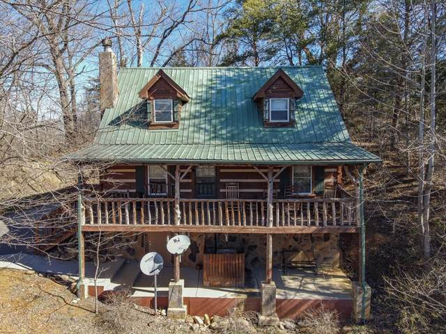1450 Honey Oaks Way, Sevierville, TN 37876 (#240945) :: Colonial Real Estate