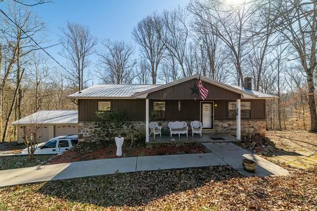 521 Sourdough Hollow Rd., Kodak, TN 37764 (#240951) :: Colonial Real Estate