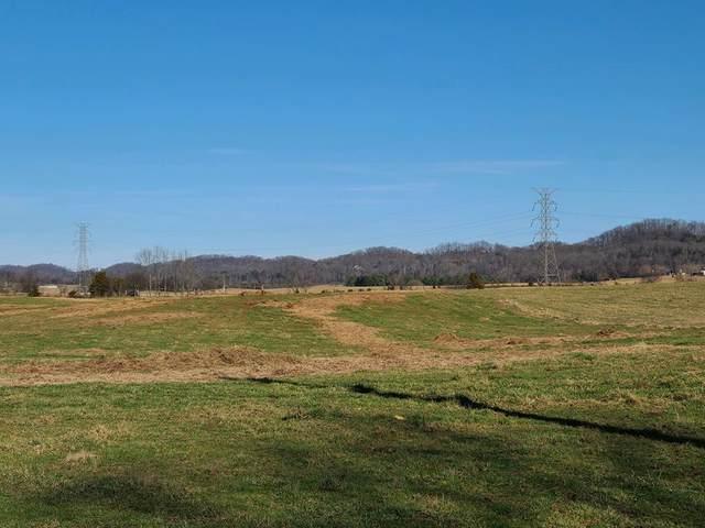 66 Acres Tom Breeden Rd, Jefferson City, TN 37760 (#240989) :: Colonial Real Estate