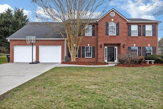 11345 Stonebriar Lane, Knoxville, TN 37932 (#241011) :: Tennessee Elite Realty