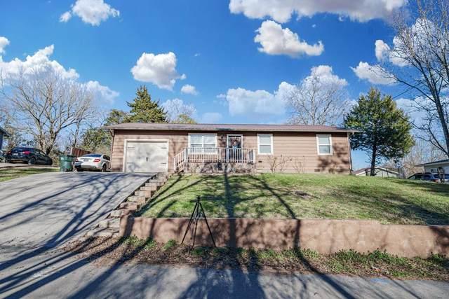 1219 Tramel Road, Sevierville, TN 37862 (#241015) :: Billy Houston Group