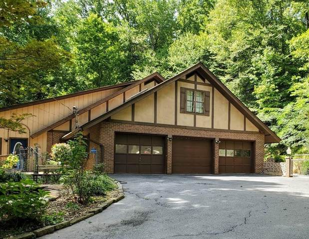 751 Ridge Road Home And 2 Apar, Gatlinburg, TN 37738 (#241038) :: Century 21 Legacy