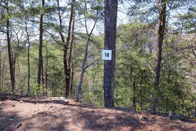 Lot 18 Mountain Ash Way, Sevierville, TN 37876 (#241081) :: Century 21 Legacy