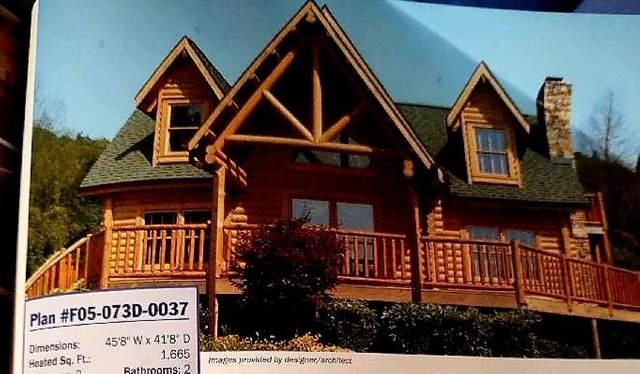 1022 Tanrac Trail, Gatlinburg, TN 33738 (#241086) :: JET Real Estate
