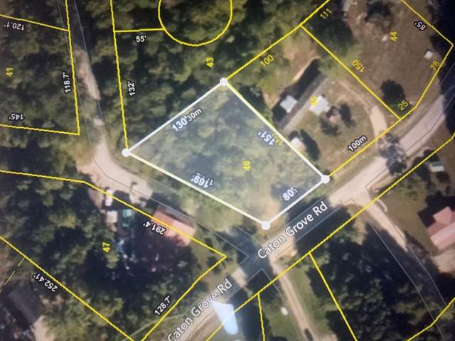 Lot 46 Catons Grove Rd., Cosby, TN 37722 (#241090) :: Prime Mountain Properties