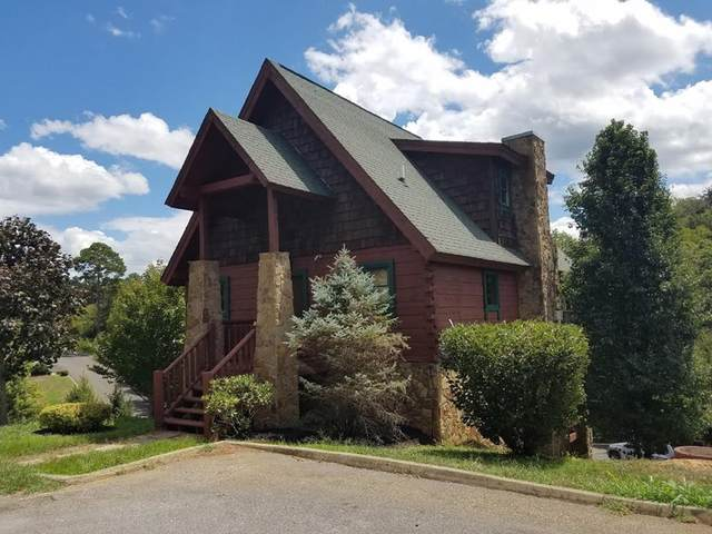 1619 Jed Trail #4, Sevierville, TN 37862 (#241095) :: Billy Houston Group