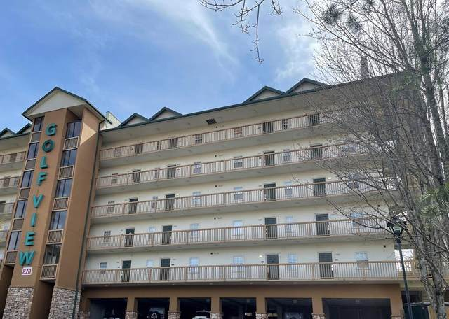818 Golf View Blvd Unit 1404, Pigeon Forge, TN 37863 (#241126) :: Prime Mountain Properties