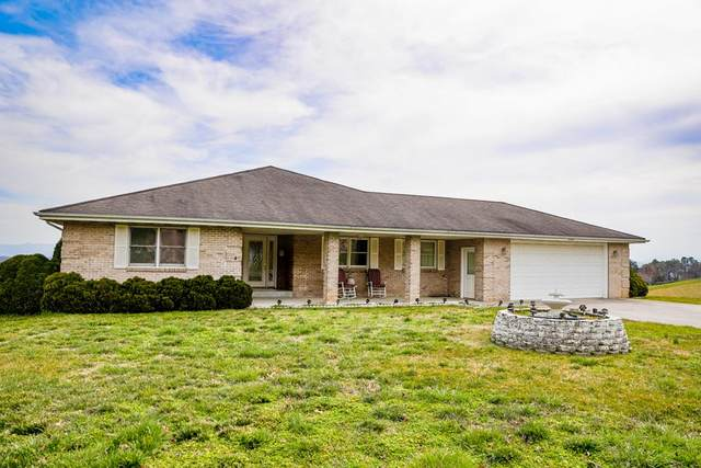 128 Skyline Dr, Dandridge, TN 37725 (#241157) :: Prime Mountain Properties