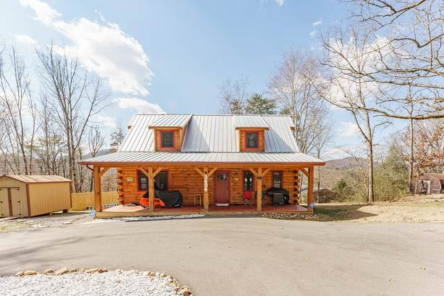 3404 Smith Ln, Pigeon Forge, TN 37863 (#241177) :: Tennessee Elite Realty