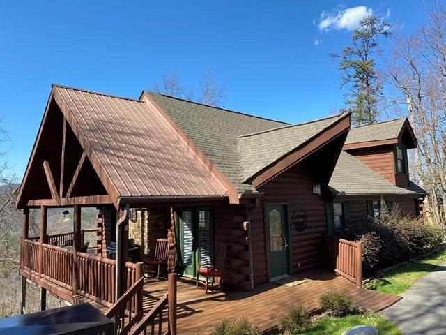 3016 Hatcher Top Road Sunset Rendezvi, Sevierville, TN 32862 (#241197) :: Century 21 Legacy