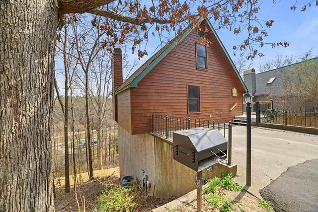 325 Woodridge Way, Pigeon Forge, TN 37863 (#241220) :: Billy Houston Group