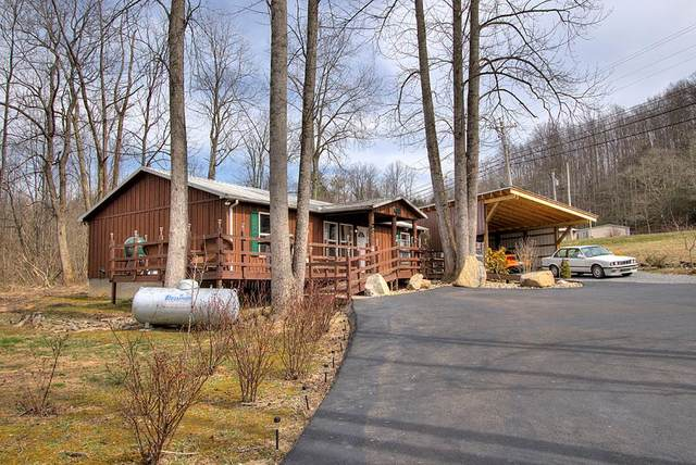 4921 Hooper Hwy, Cosby, TN 37722 (#241295) :: Prime Mountain Properties