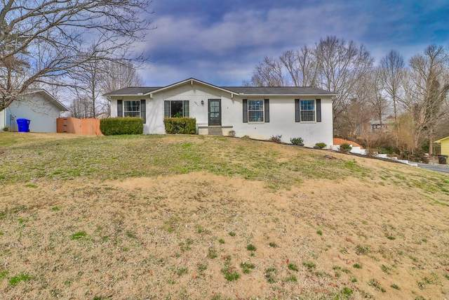 8816 Gatwick Drive, Knoxville, TN 37922 (#241308) :: Billy Houston Group