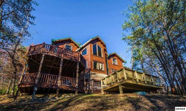 2930 Raven Fork Cir It's Good N Da , Sevierville, TN 37876 (#241374) :: Billy Houston Group