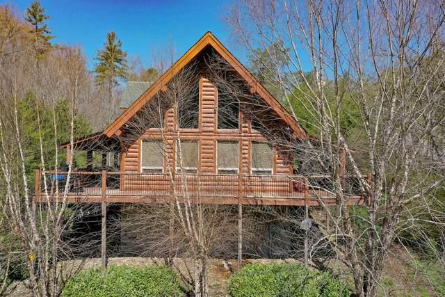 2620 Waldens Creek Rd Longwalker Lodg, Sevierville, TN 37876 (#241375) :: Billy Houston Group