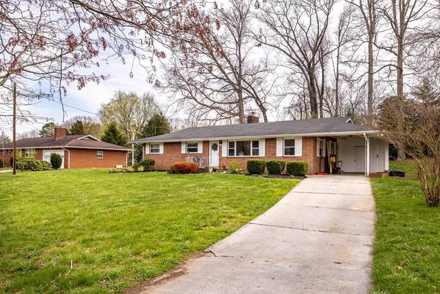 4706 Mildred Dr, Knoxville, TN 37914 (#241398) :: Billy Houston Group