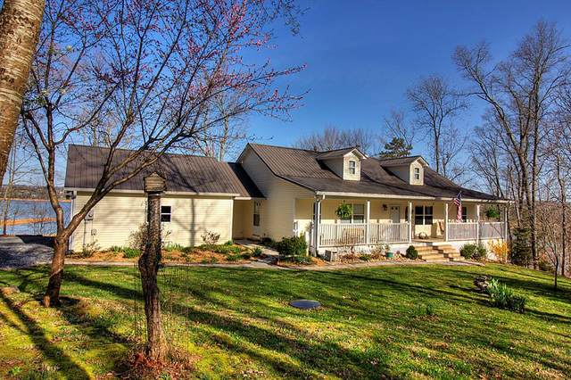 1244 Weaver Lane, Dandridge, TN 37725 (#241405) :: Tennessee Elite Realty