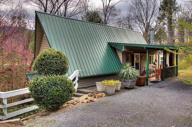 602 Ridge Rd, Gatlinburg, TN 37738 (#241447) :: Century 21 Legacy