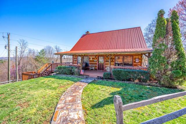 1620 Bench Mountain Way, Sevierville, TN 37862 (#241518) :: Tennessee Elite Realty