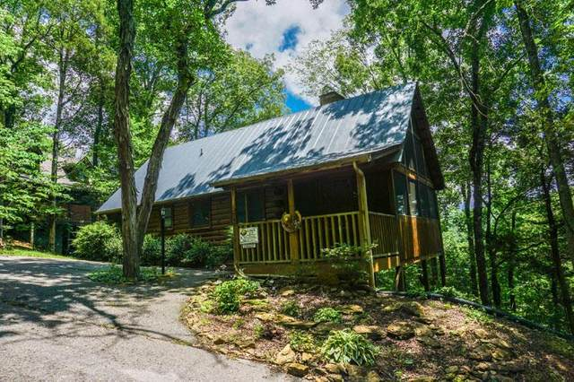 249 Cherokee Path Way, Sevierville, TN 37876 (#241587) :: Billy Houston Group