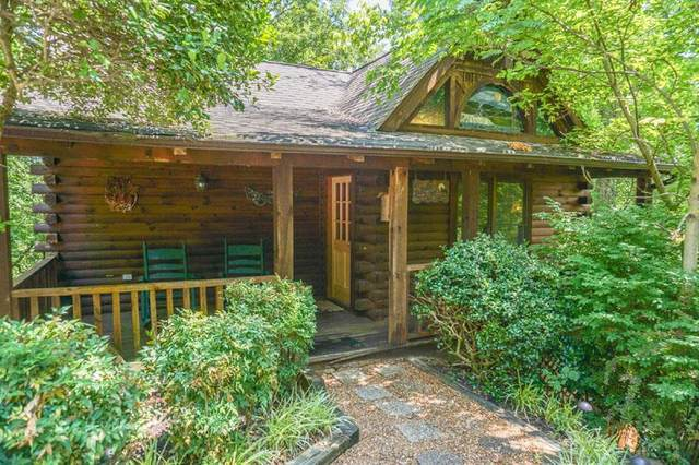 1127 & Lot45 Junaluska Way, Sevierville, TN 37876 (#241588) :: Billy Houston Group