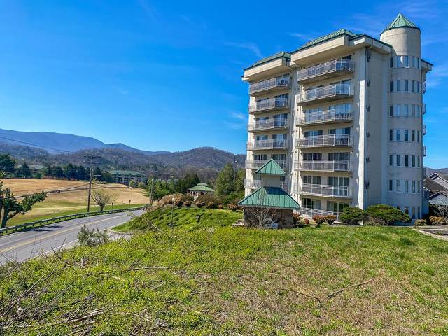 503 Dollywood Lane Unit 112, Pigeon Forge, TN 37863 (#241592) :: Tennessee Elite Realty
