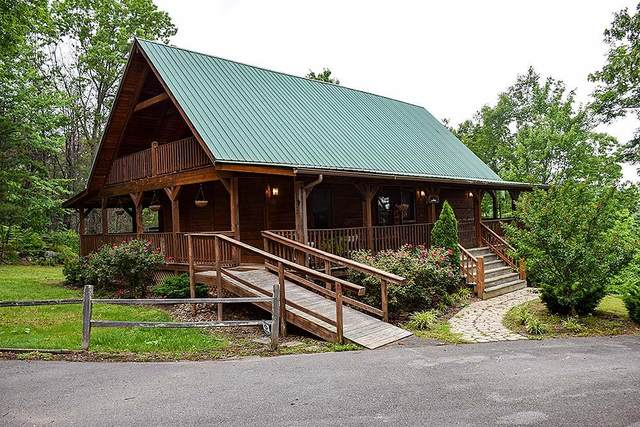 2502 Bobcat Way, Sevierville, TN 37862 (#241599) :: Tennessee Elite Realty