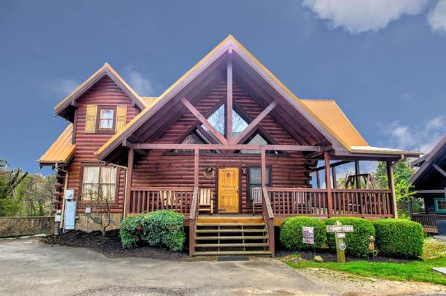 3003 Oak Tree Way Happy Trails, Pigeon Forge, TN 38763 (#241643) :: Tennessee Elite Realty
