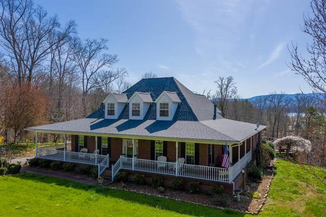 1221 Weaver Ln, Dandridge, TN 37725 (#241655) :: Tennessee Elite Realty