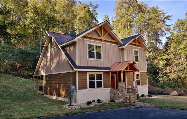 625 Mountain Glades Way, Gatlinburg, TN 37738 (#241658) :: JET Real Estate