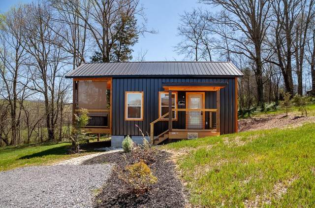 2691 Jessie Rd Unit 6 Cozy Cre, Sevierville, TN 37876 (#241664) :: Tennessee Elite Realty